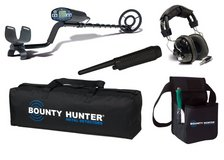 Bounty Hunter TIMERANGER Metal Detector Kit in Stuttgart, GE