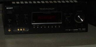 Sony 7.2 Home Theater Receiver in Fort Polk, Louisiana