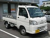 Kei truck driver/mover/helper in Okinawa, Japan