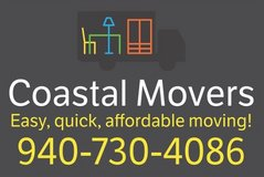 Coastal Movers in Cherry Point, North Carolina