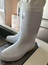 Rubber boots 26cm in Okinawa, Japan