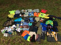 boys size 3T-4T clothing/shoes lot in Fort Benning, Georgia
