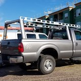 System One I.T.S. Contractor Rig Pickup Truck Ladder/Work Winch set in Fort Drum, New York