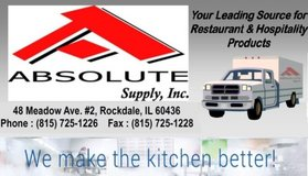 SEEKING BOX TRUCK DELIVERY DRIVER FOR RESTAURANT SUPPLY BUSINESS in Plainfield, Illinois