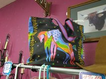 Large Tote by Artist Laurel Burch in Yucca Valley, California