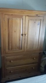 Broyhill dresser and armoire in Livingston, Texas
