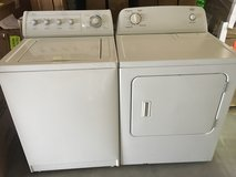 Washer and dryer in Camp Lejeune, North Carolina