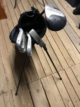Children golf set reduced in Ramstein, Germany