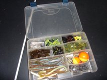 Plastic Tackle Box in Warner Robins, Georgia