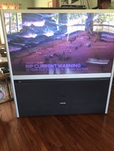 """Toshiba 57"""" Projection TV with Remote in Glendale Heights, Illinois"""