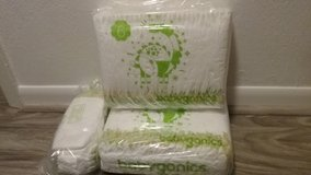 Babyganics diapers Size 6, Qty.64 in Conroe, Texas