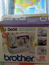 Brother XL-2600 Sewing Machine in Camp Pendleton, California