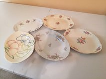 Lot of 5 platters in League City, Texas