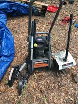 Edger head, pressure washer & a Cultivator in Beaufort, South Carolina