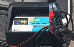 Marine boat charger in Beaufort, South Carolina