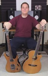 Private Guitar Lessons in the Bitburg area in Spangdahlem, Germany