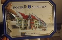 Hofbrau Munchen Bar Mirror in Fort Leonard Wood, Missouri