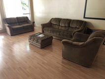 4-Piece Couch Set in Schofield Barracks, Hawaii