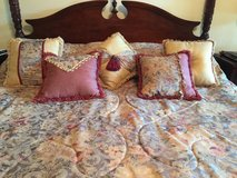 *Reduced* - Comforter Set- King- 11 pieces! in Kingwood, Texas