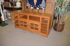 Mission Style Media TV Stand in Fort Lewis, Washington