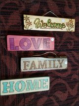 Handcrafted Decor Signs in Alamogordo, New Mexico