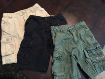 Boys size 7  cargo shorts in Las Vegas, Nevada