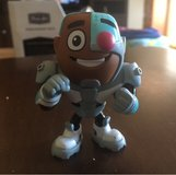Cyborg Vinyl Figure in Bolingbrook, Illinois