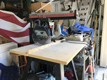 Craftsman 10 inch 2.5 HP Radial Arm Saw in The Woodlands, Texas