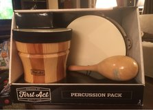 3 Piece Percussion Pack in Bolingbrook, Illinois
