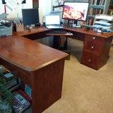 Office Desk - nearly new from Office Depot in Camp Pendleton, California