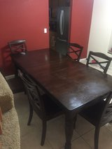 dining table and chairs in Las Vegas, Nevada