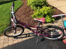 "Girls Gary Fisher 20"" Bike in Joliet, Illinois"