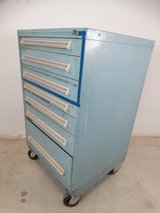 Large Commercial Rolling Tool Chest in League City, Texas