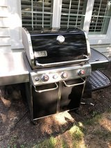Weber Gas Grill -Genesis propane gas grill, EP-330, Black p/n 6531001 in Elgin, Illinois