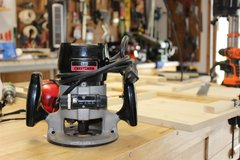 Craftsman Router in Cherry Point, North Carolina