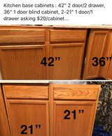 Used Kitchen cabinets in Morris, Illinois