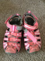 Girls Size 10 Sandals in Naperville, Illinois