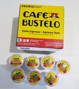25 Pods Cafe Bustelo Espresso Style K-Cup in Clarksville, Tennessee