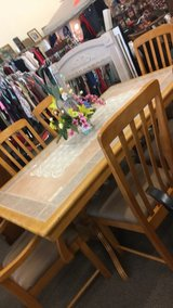Kitchen Table with 6 Chairs in Fort Leonard Wood, Missouri