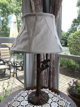Accent table lamp in Chicago, Illinois
