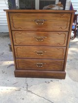 4 drawer dresser in Warner Robins, Georgia