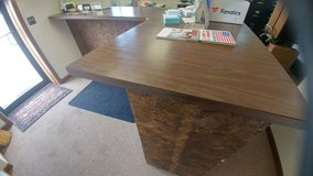 large customer service counter in Plainfield, Illinois