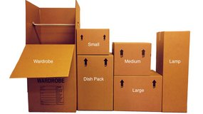 Wanted: Moving boxes in Camp Pendleton, California