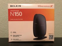 Belkin N150 Wireless Router in Kingwood, Texas