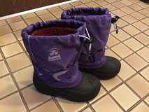 Girls Kamik Winter Boots - size 11 excellent condition in Lockport, Illinois