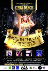 Tickets Single in the City all female Comedy show in Fort Benning, Georgia