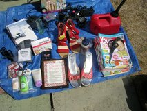 selection misc   items       (  ideal  for   car  boot  SALE) in Lakenheath, UK
