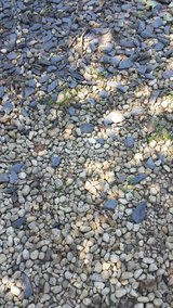 Landscaping River Rocks in Tinley Park, Illinois