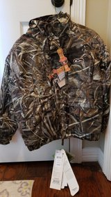 Youth size 14 NWT wader coat in Houston, Texas