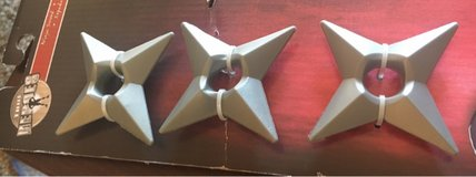 Ninja Throwing Stars in Bolingbrook, Illinois